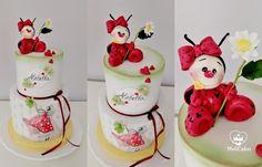 Ladybug by MOLI Cakes
