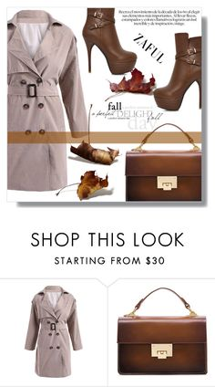 """""""fall"""" by fashion-pol ❤ liked on Polyvore featuring vintage"""