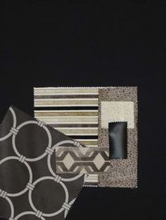 Petite Milano / Onyx with coordinating drapery, bedding and upholstery options!
