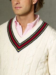 Cricket Sweater.