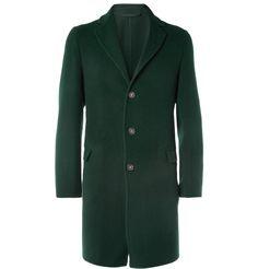Massimo AlbaAustin Wool Overcoat MR PORTER