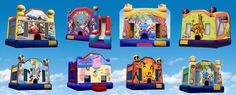 There are many parents who would prefer to make the party for their kids memorable and enjoyable at the same time. This can actually be done when you hire the themed jumping castles for the party. Find one suitable and affordable service providers and select the apt jumping castle as per your kid's wish and get it installed at the party venue. This is how; it is possible to make your party go wild and entertaining within estimated budget.