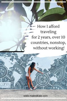 Here are my secrets on how I saved money while traveling over 10 countries nonstop. This is how I traveled for almost two years and you can to it as well Budget Travel, Travel Ideas, Travel Tips, Work Abroad, Major Holidays, Getting Up Early, Best Budget, Travel Abroad, The Locals