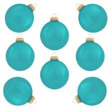 Personalized Christmas Ornaments, Christmas Tree Ornaments, Christmas Decorations, Christmas Ideas, Turquoise Christmas, Shell Ornaments, Christmas Wonderland, Turquoise Glass, Christmas Store