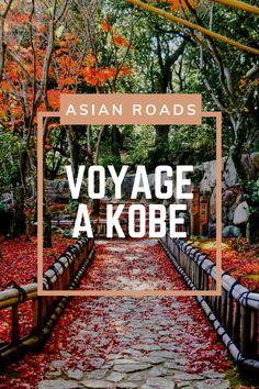 Kobe au Japon est une ville portuaire à l'ambiance si particulière : entre le quartier de Chinatown, son sanctuaire, sa tour.. Osaka, Kobe, Destinations, Roads, Railroad Tracks, Travel, The Neighborhood, Road Routes, Street