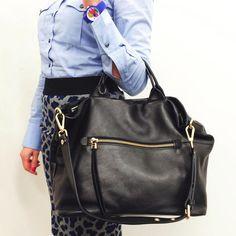 Borsa pelle Gianni Chiarini  Per spedizioni WhatsApp 329.0010906 #giannichiarini #bags #spring2015 #fashion #borse #handbags #leather #pelle