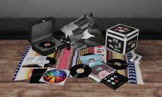 Vinyl Records for The Sims 4