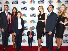 With Donald Trump getting seemingly closer to being the only Republican candidate left in the race, we have decided to delve further into the life of his better half, Melania Trump. Donald Trump Jr Wife, Donald Trump Kids, Donald Trump Pictures, Donald Jr, Trump Children, Adult Children, Tiny Trump, She's A Lady, Wife And Kids