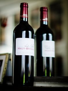 Château Haut Brisson La Grave Classic Claret with great globules of black cherry and blackcurrant in the mouth, twinned with an edge of coffee, some black pepper and a lingering cigar box finish thanks to judicious use of new and old barrels.
