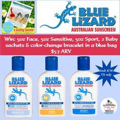 I want to #Win a @bluelizardsun prize pack #Wevegotyoucovered #SizzlingSummer @pamelamaynard http://www.momdoesreviews.com/2015/06/03/2-winners-blue-lizard-sunscreen-prize-pack-sizzlingsummer-ends-616-us/