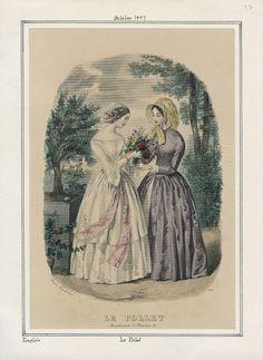 Le Follet October 1847 LAPL