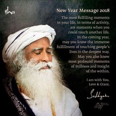 Message for 2018