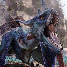 Banshee  -  James Cameron's Avatar  -  banshee - Google Search