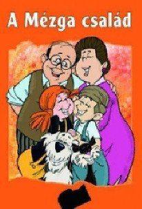 mézga család könyv