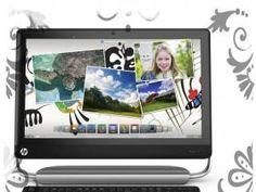 HP TouchSmart 520-1020 Desktop photo