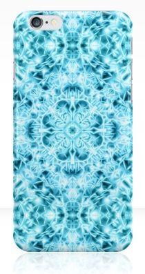 Frozen Fleur iPhone case.
