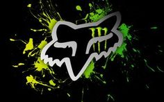 monster and fox logo pinterest fox logo vehicle rh pinterest com monster energy fox logo Fox and Monster Logo Cake
