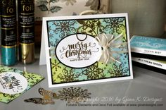 More Fun With Deco Foil - stampTV