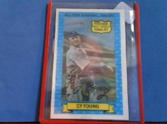 baseball cards Cy Young 1970 Rold Gold RARE