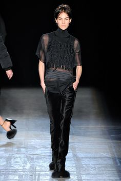Alexander Wang Fall 2011 Ready-to-Wear Fashion Show Collection