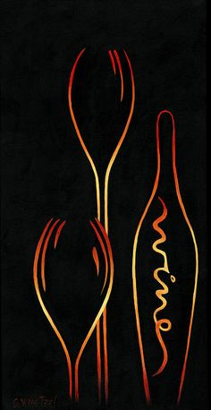 """Simply Wine!"" #elegant #wine #abstract #sensual #prints starting at $22"