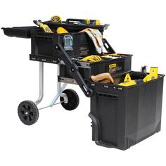 With Ryobi Toolblox Cabinets And Tool Boxes As Large As