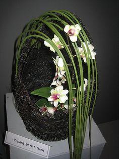 Gregor Lersch - Master Florist - Orchids - FLOWERS  FORKS