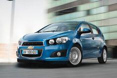 Chevrolet Sonic www.graffchevy.com