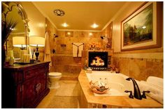 Million Dollar Master Bathrooms MASTER BATHROOM
