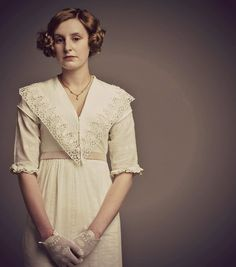 edith Downton Abbey Fashion, Best Series, Belle Epoque, Jane Austen, Wwi, Season 1, Favorite Tv Shows, Vintage Fashion, Decor Ideas