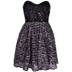 GOTHIC ROMANCE ROSE PRINT MESH PROM DRESS ($50) ❤ liked on Polyvore featuring dresses, vestidos, short dresses, gothic prom dresses, mesh prom dress, short cocktail prom dresses and rose print dress