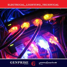 Our #electrical_lighting_technical representatives will visit your site – be it home, office or another establishment to assess what is required. We find that seeing with our own eyes helps us to understand your needs, and gives you – the client – comfort that what we propose will be the RIGHT solution. Visit http://www.genpriseco.com