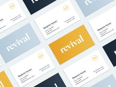 Business Cards in the Works designed by Do-Hee Kim. Connect with them on Dribbble; Collateral Design, Letterhead Design, Brochure Design, Branding Design, Logo Design, Identity Branding, Corporate Identity, Visual Identity, Design Design