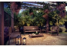 jardins chacara - Pesquisa Google