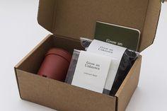 TAKE A GREEN BREAK: Unknown Seed Kit on Behance