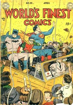 World's Finest Comics #39