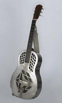 John Lennon's Steel Resonator Guitar ☯☮ॐ
