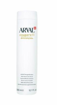 Dermo toning lotion Lozione delicata analcolica 300 ml #arvalcosmetici