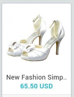 Wedding Shoes...  luulla.com