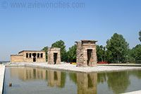 Debod Temple, Madrid Free place to visit