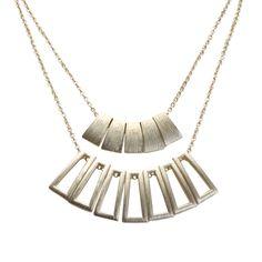 Andromecha Necklace (www.kitsylane.com) ~$55