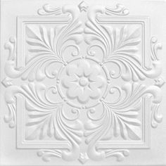 online shopping for A la Maison Ceilings Victorian Ceiling Tile, Plain White from top store. See new offer for A la Maison Ceilings Victorian Ceiling Tile, Plain White Styrofoam Ceiling Tiles, Tin Ceiling Tiles, Metal Ceiling, White Ceiling, Tin Ceiling Kitchen, Textured Ceiling, Plywood Ceiling, Ceiling Grid, Tin Tiles