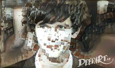 Piece of deepart