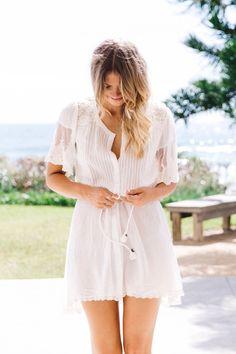 Summer day dress. サマードレス on Shopstyle