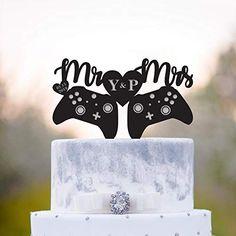Xbox Wedding, Gamer Wedding Cake, Cool Wedding Cakes, Video Game Wedding, Wedding Games, Wedding Ideas, Wedding Stuff, Wedding Inspiration, Wedding Cake Prices