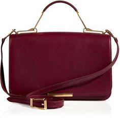 Sale Alerts Women > Bags > Emilio Pucci Evening     Emilio Pucci Leather Colorblocked Accordion Satchel in Bordeaux Emilio Pucci $1,833 SIZES: ONE SIZE