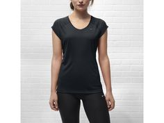 Nike Miler V-Neck Women's Running Shirt - $38.00