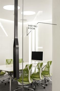 Image 12 of 16 from gallery of Interaction - BWM Office / feeling Design. Photograph by He Yuansheng