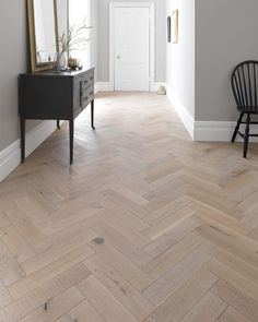 5 Reasons Why I&;m Lusting After Wood Parquet Floors 5 Reasons Why I&;m Lusting After Wood Parquet Floors Christina Zani czani a suburban wife&;s dream Love a different floor […] Flooring Hallway Decorating, Herringbone Wood Floor, Wooden Kitchen Floor, Living Room Flooring, Hardwood Floors, Natural Wood Flooring, Flooring, Hall Flooring