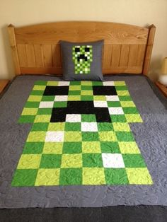 Minecraft-want to make this for his bday or Christmas!!!